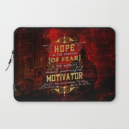Hope in the shadow Laptop Sleeve