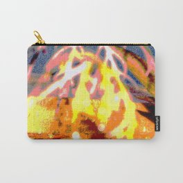 Raindrops Abstract Carry-All Pouch