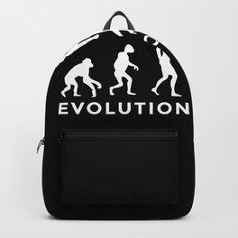 Female Woman Evolution Go Shopping Backpack