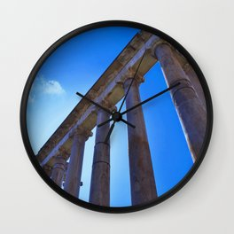 Electric Forum Wall Clock