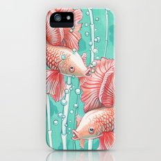 Ballerina Fish iPhone (5, 5s) Slim Case
