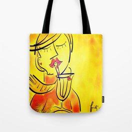Sip Tote Bag