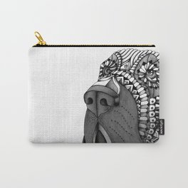 Ornate Bloodhound Carry-All Pouch