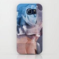 collage art # rose Slim Case Galaxy S7