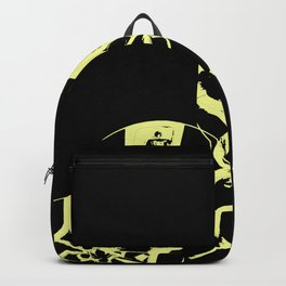 Car Wheels Backpack