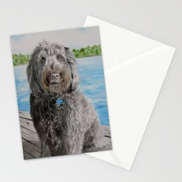 Labradoodle Stewart Stationery Cards