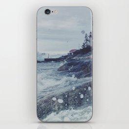 Lighthouse Park iPhone Skin