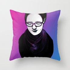 Karen Throw Pillow