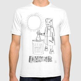 Danger. [SKETCH] T-shirt