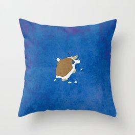 009 blsts Throw Pillow