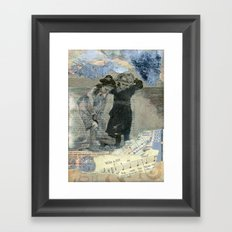 San Francisco Girls Framed Art Print