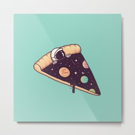 Galactic Deliciousness Metal Print