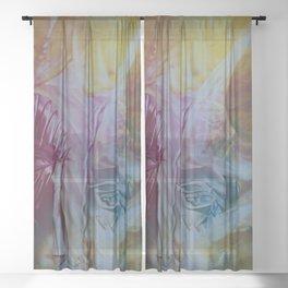 Mirror 2 Sheer Curtain