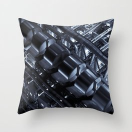 Lloyd's of London Building  Throw Pillow