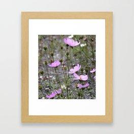 Wild Flowers #2 Framed Art Print