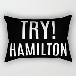 Try! Hamilton Rectangular Pillow