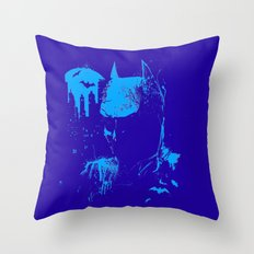 The Dark Knight Throw Pillow