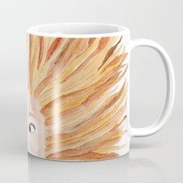 Autumn in Her Hair Coffee Mug