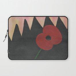 Dawn Poppy Laptop Sleeve