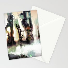 City Lost Stationery Cards