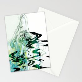 Selbstbewusstsein Stationery Cards
