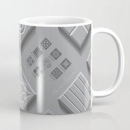 Panots, Barcelona Coffee Mug