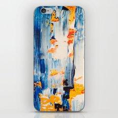THREADED iPhone Skin