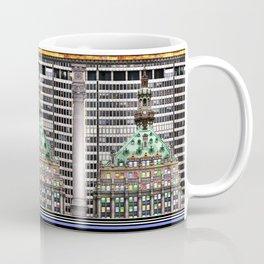 New York Central Graphic Coffee Mug