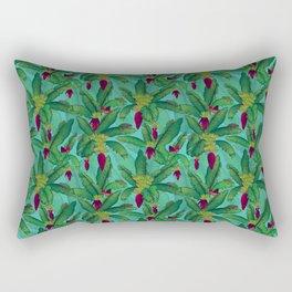 Banana Forest Rectangular Pillow