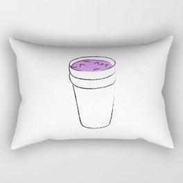 Double Cup Rectangular Pillow