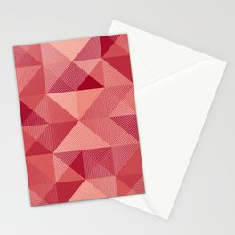 Hatched Module #1 Stationery Cards