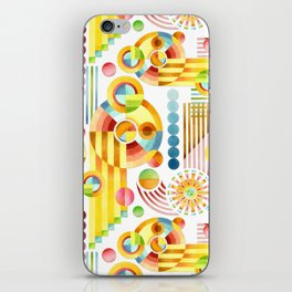 Abstract Art Deco iPhone Skin