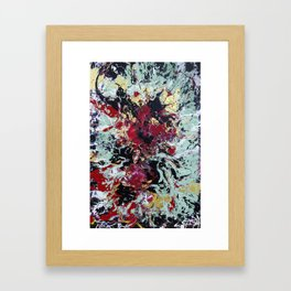 Hell to Pay Framed Art Print