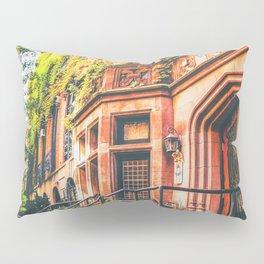 New York City Autumn Pumpkin Pillow Sham
