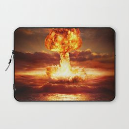 Atomic Bomb Laptop Sleeve