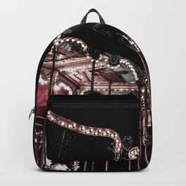 Paris Carousel Backpack