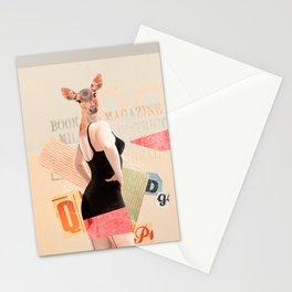 Dear Deer Girl Stationery Cards