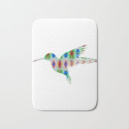 Hummingbird 12 Bath Mat