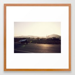 Gyeongju Framed Art Print