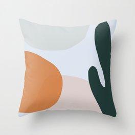 Floop 5 Throw Pillow