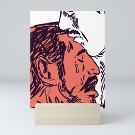 Tender Mini Art Print