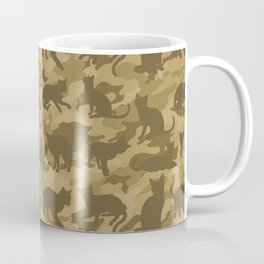 Operation Desert Cat Coffee Mug