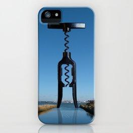Saltern 01d iPhone Case