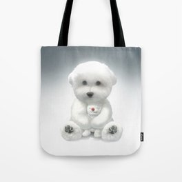 Cuddle Time Tote Bag