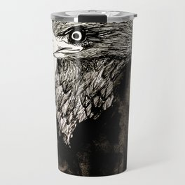 The Spirit of the Eagle Travel Mug