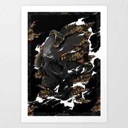 Night of the Illuminati  Art Print