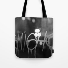 Paris Graphity Tote Bag