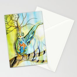 Throwing Shadows Stationery Cards