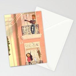 Quarantine Stationery Cards