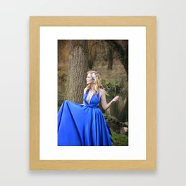Amalia Framed Art Print